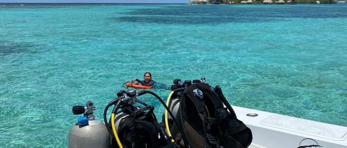 Wendy Blog: Roatan Dive Experience